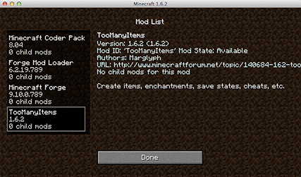 Como instalar Mods Minecraft