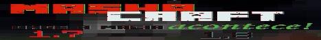 Servidor de Minecraft: MashaCraft [1.7.x e 1.8.x] - Pirata e Original!