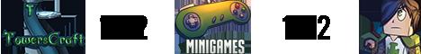 TowersCraft Minigames 1.5.2