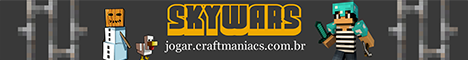 SkyWars - CraftManiacs